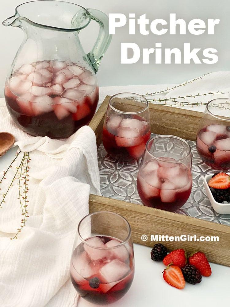 Pitcher Cocktails